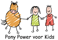 Pony Power voor Kids Logo